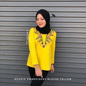 BONNIE EMBROIDERY BLOUSE