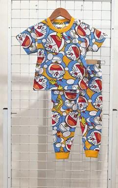 BABY 18M - 24M Pyjamas HAPPY DORAEMON YELLOW (JR)