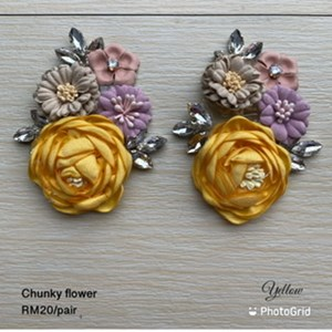 Chunky Flower (new design)