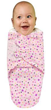 Swaddle Infant Wrap - Floral