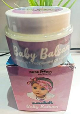 BABY BALM RAUDHAH