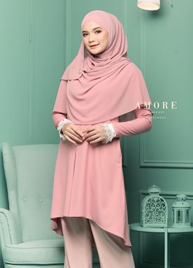 04 AMORE  STANDOUT SUPERWEAR (ROSE GOLD)