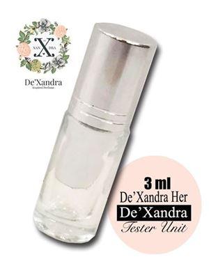 DE'XANDRA HER BY DE'XANDRA 3ML