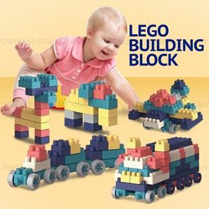 LEGO BUILDING BLOCK (MORANDI)