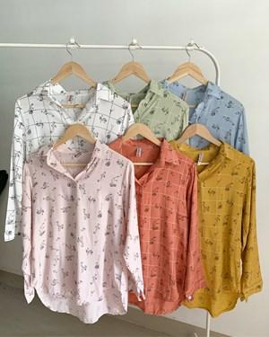 Suki blouse