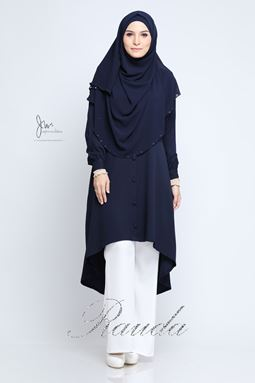 RAUDA (DARK BLUE) Y.E.S 07