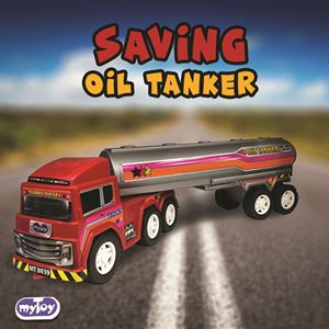 SAVING OIL TANKER