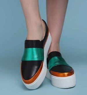 Shoe 2721 Pink | Black