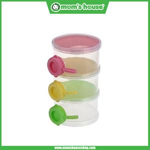 MILK POWDER CONTAINER DISPENSER STORAGE BOX