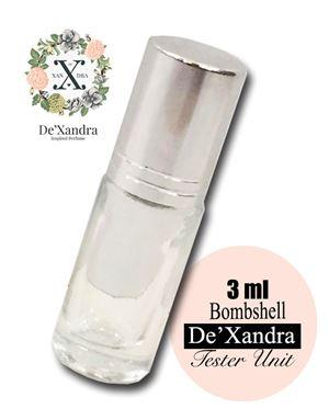 Bombshell - De'Xandra Tester 3ml