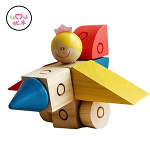 UMU 50 Pcs Building Block - basic soft-buckle series