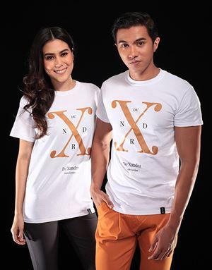 XNDR WHITE T-SHIRT