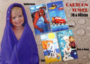 Cartoon Towel