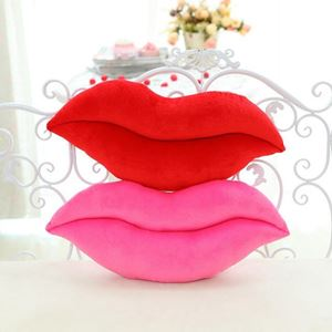 Sexy Lips Pillow