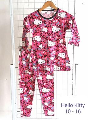 Pyjamas Viral (HELLO KITTY) Tag 2 - 16