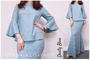 BLOUSE OLIVIA LACE