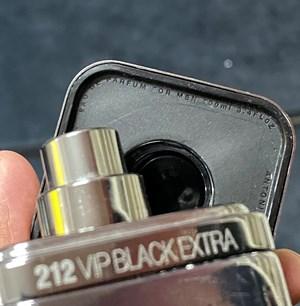 212 VIP Black Extra Carolina Herrera EDP INTENSE 100ml