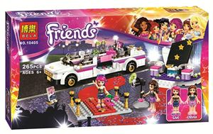 10405 FRIENDS LEGO ( 265PCS )