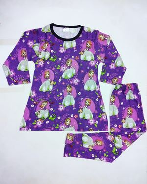 SALE ! Pyjamas Viral Sofea The 1st Kids (Big size)