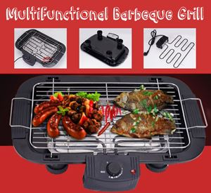 MultiFunctional Barbeque Grill