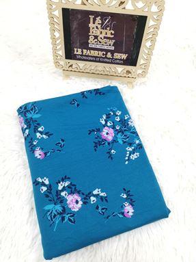 FLOWER BLUE 1906085