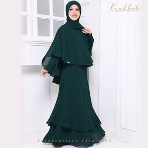 RAUDHAH (EMERALD GREEN)