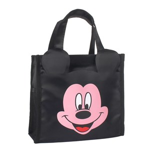 Hand Carry Cartoon Lunch Bag ( MICKEY )