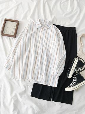 Lullaby Stripe Shirt