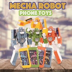 MECHA ROBOT MOBILE PHONE