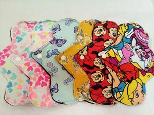 6 pcs set panty liner
