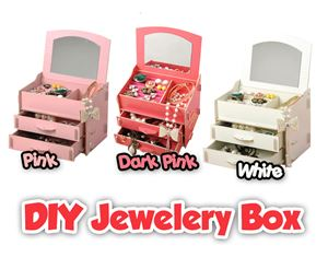 M212 DIY Jewelery Box