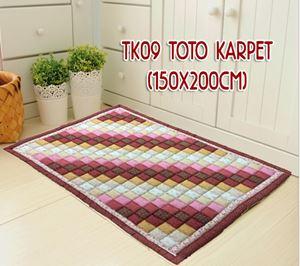 TK09 TOTO KARPET (150 x 200cm)