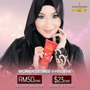 WomenDesireeV-Hygine