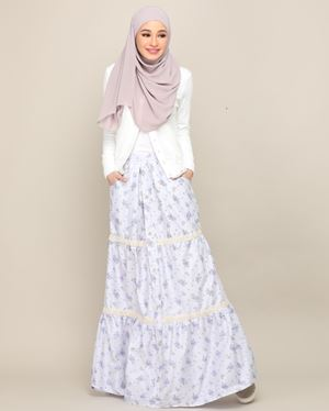 FARA IN PASTEL PURPLE