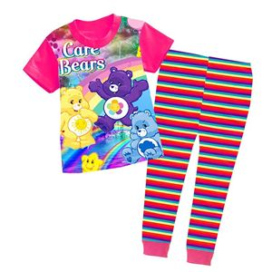 @  PJL 007/17   PINK CARE BEAR  ( SZ 2-7Y )