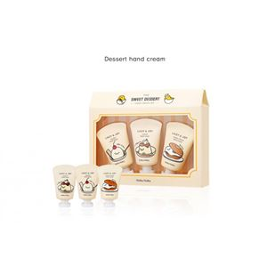 HOLIKA HOLIKA Gudetama Ver.2 Hand Cream Set 30ML * 3