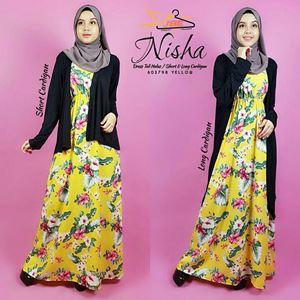 NISHA ( DRESS TALI HALUS )