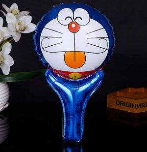 HANDHELD BALLOON ( DORAEMON )