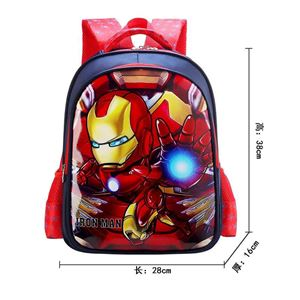 Nursery-Kindy School Bags ( IRONMAN  )