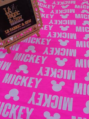 BONDS 110095( MICKEY'S THE WORD- FUTURE PINK)