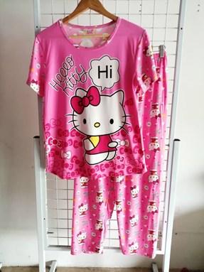 Pyjamas Dewasa Hello Kitty Hi