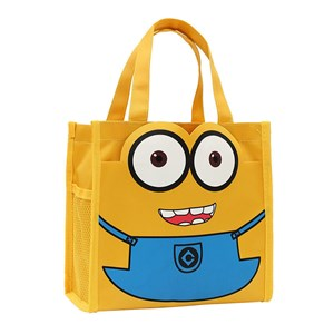 Hand Carry Cartoon Lunch Bag ( MINION )