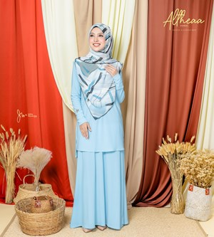 ALTHEA IRONLESS SUIT IN SKY BLUE