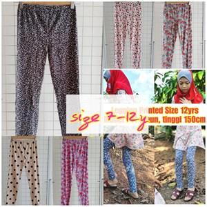 Legging Printed ( 7-12yrs)