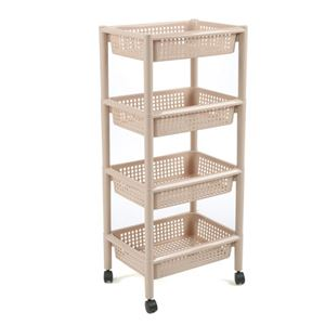 4 LAYER KITCHEN RACK