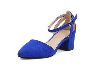 Shoe 2711 Black | Pink | Blue