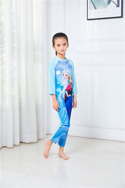 FROZEN SWIM SUIT LONG SLEEVE