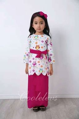 Kurung Scallop Owl by Coolelevs - 01