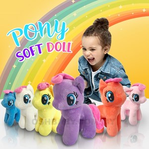 PONY SOFT DOLL