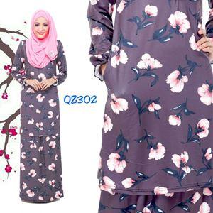 Qissara Zara QZ302 (Size XS, S, L)